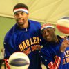21.11.2014: Harlem Globetrotters EBC-Training